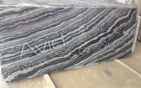Mercury Black Marble Suppliers from India
