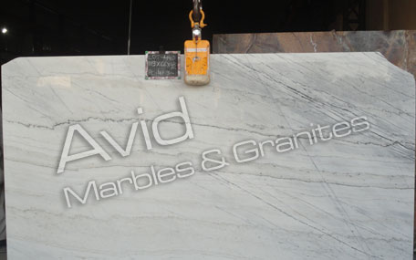 Polar White Marble Suppliers from India