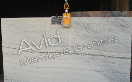 Polar White Marble Exporters from India