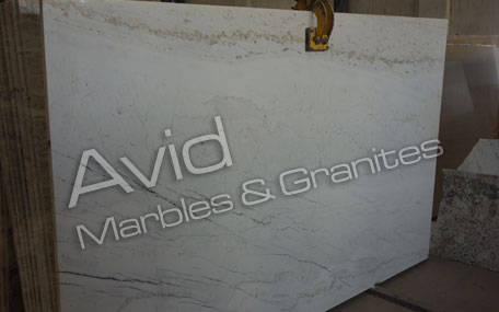 Polar White Marble Producers in India