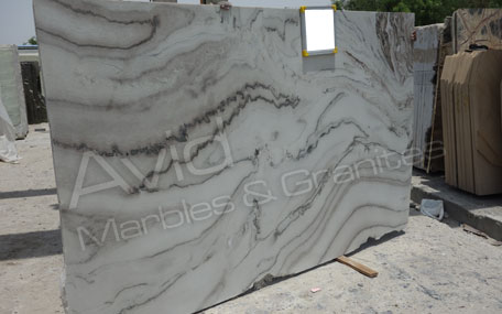 Sand White Marble Producers in India