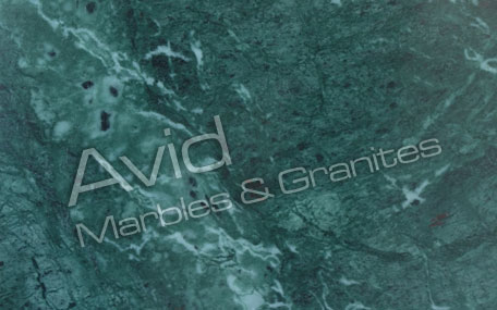 Snow Green Marble Exporters from India