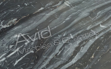 Black Gold Marble Exporters from India