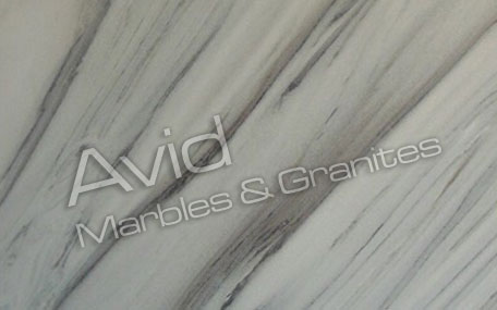 Bruno White Marble Exporters from India