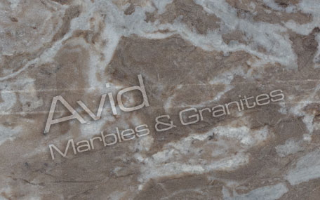 China Brown Marble Exporters from India
