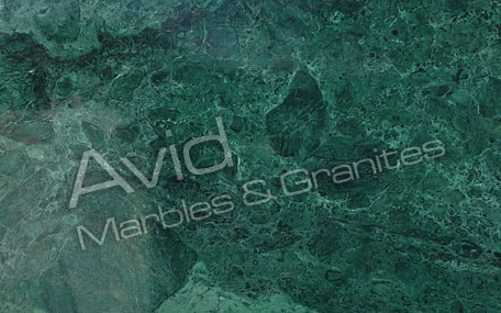 Royal Green Marble Exporters from India