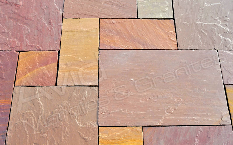 Modak Sandstone Paving Manufacturers from India