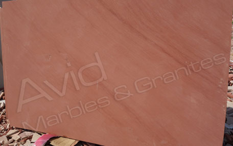 Agra Red Natural Sandstone Paving Suppliers from India