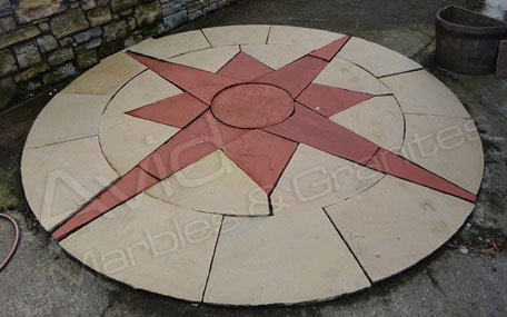 Agra Red Indian Stone Flags Suppliers India