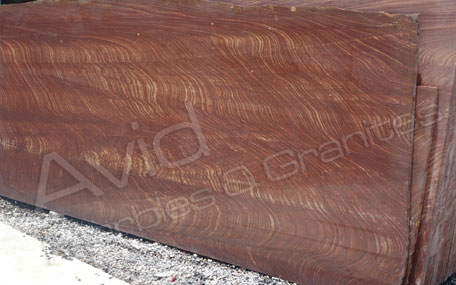 Jodhpur Red Sawn Sandstone Paving Exporters in India
