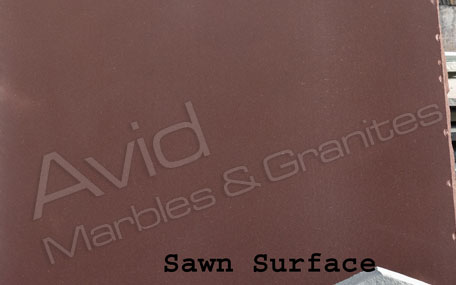 Mandana Red Sawn Sandstone Paving Exporters in India