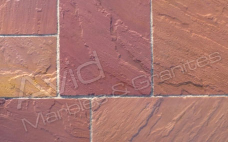 Modak Natural Sandstone Paving Suppliers from India