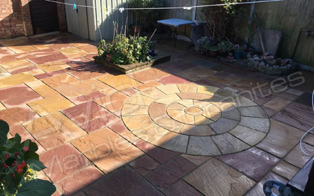Modak Sandstone Pool Coping Pavers Suppliers