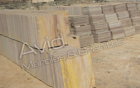 Yellow Sandstone Stone Manufacturers in India