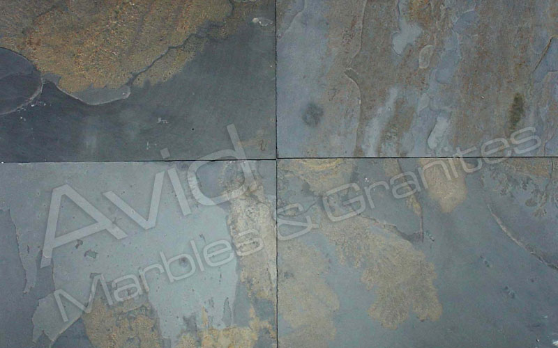Black Rustic Slate Manufacturers from India
