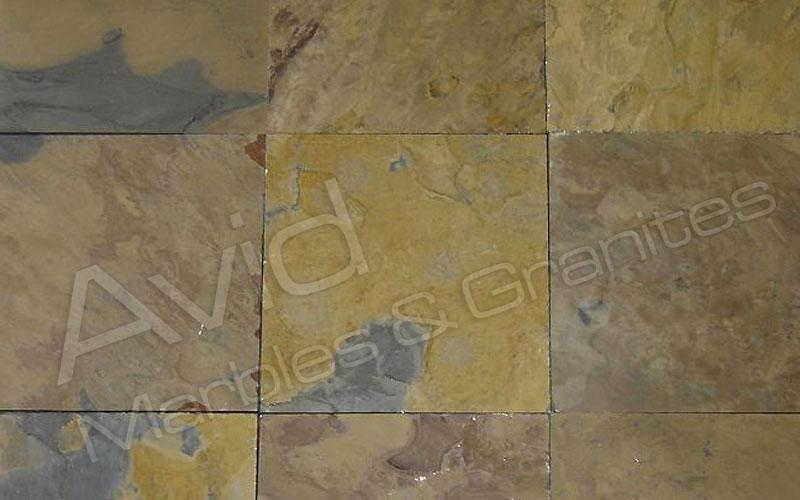California Gold Slate : California gold slate stone supplier manufacturer
