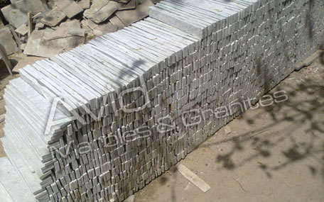 Himachal White Swimming Pool Slate Tiles Suppliers
