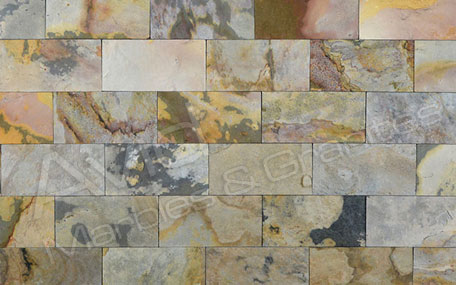Indian Autumn Slate Flooring Tiles