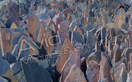 Jak Multi Slate Tiles Suppliers from India