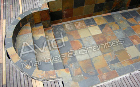 Jak Multi Flooring Tiles Suppliers in India