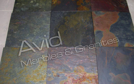 Kund Multi Natural Ledge Stone Suppliers in India