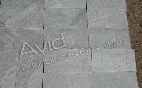 Shimla White Slate Tiles Suppliers from India