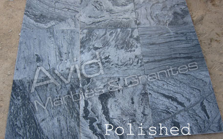 Silver Grey Flooring Tiles Suppliers in India