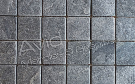 Silver Grey Swimming Pool Slate Tiles Suppliers