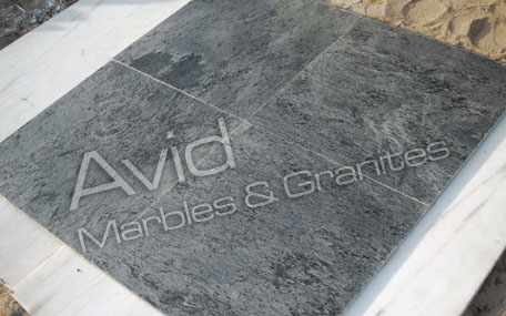 Silver Shine Natural Ledge Stone Suppliers in India