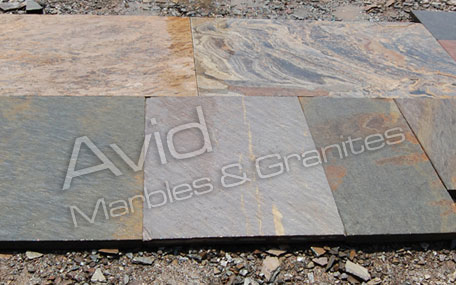 Indian Multicolor Slate Manufacturers in India