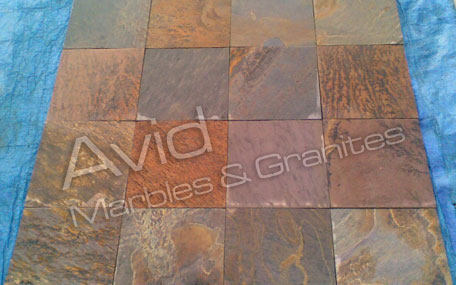 SRA Multicolor Mosaics Tiles Suppliers India