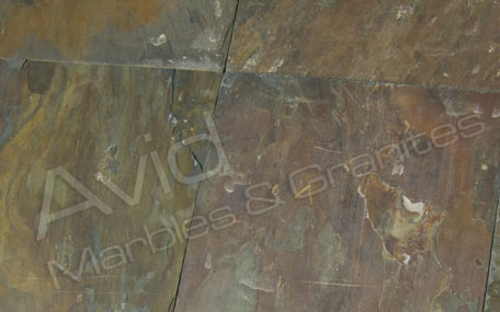 Vijaya Gold Natural Ledge Stone Suppliers in India